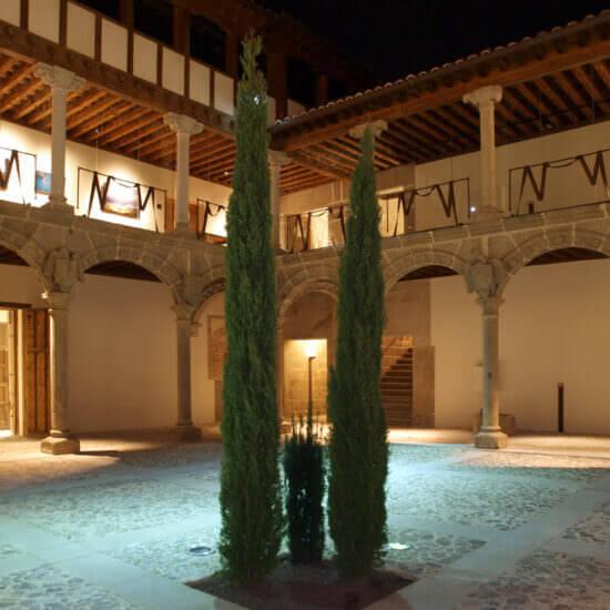 Ávila Palaciega Ávila Turismo