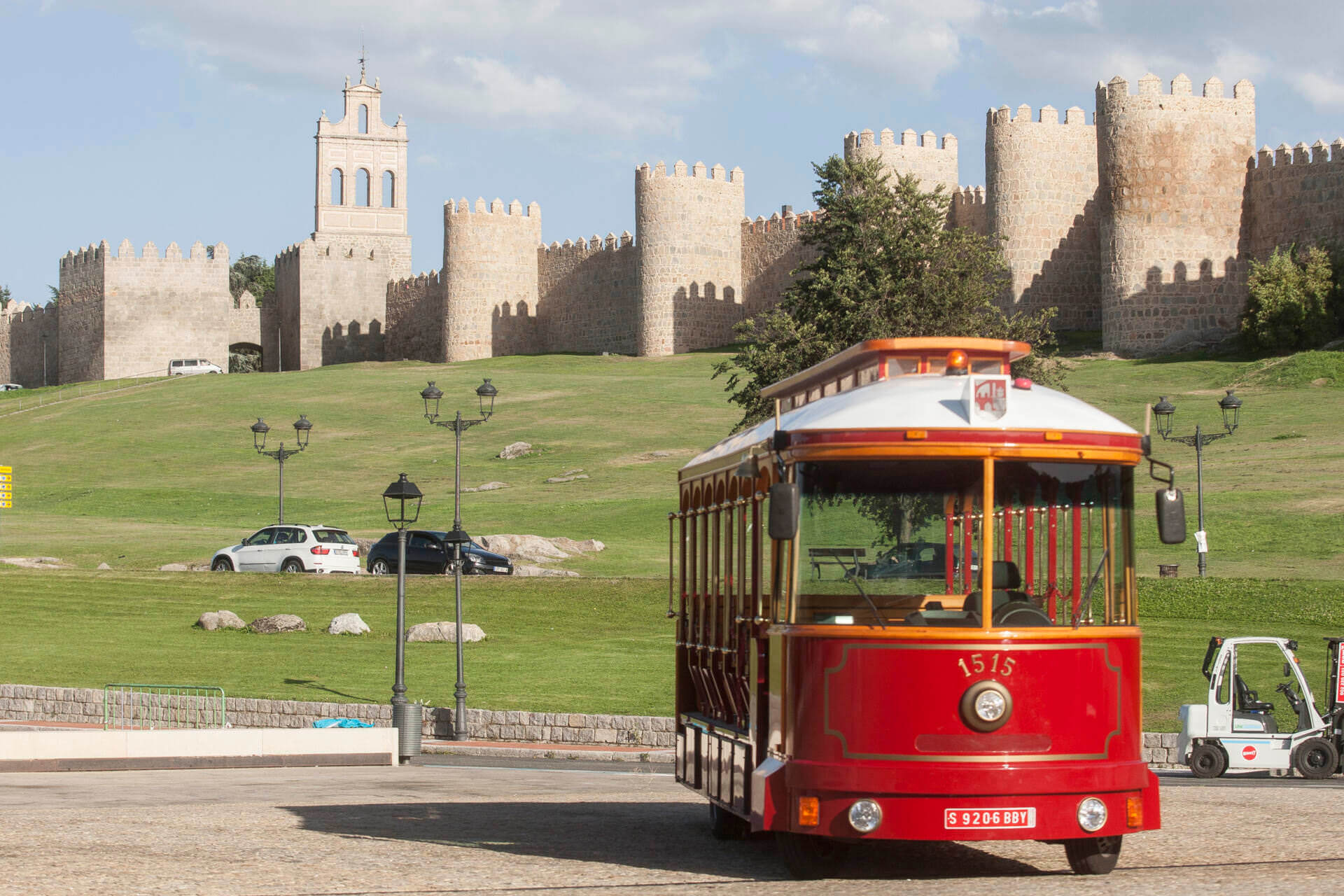 Transporte Turístico Ávila Turismo