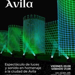 Ilumina Ávila Ávila Turismo