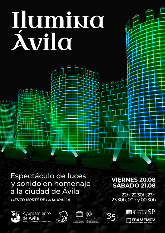 Ilumina Ávila 2021