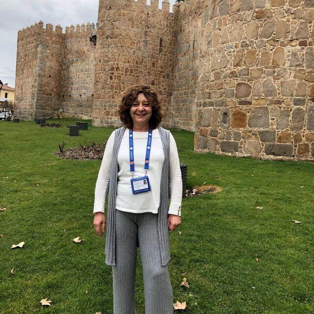 Rosa María Jiménez Ávila Turismo