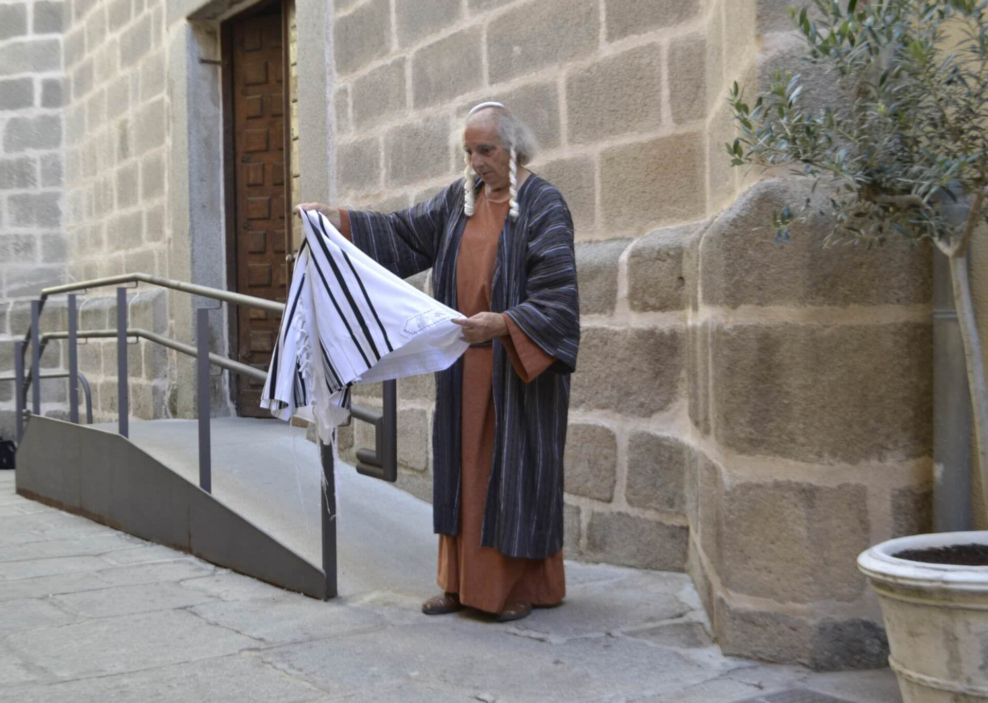 Visita guiada Teatralizada Ávila Judia Ávila Turismo