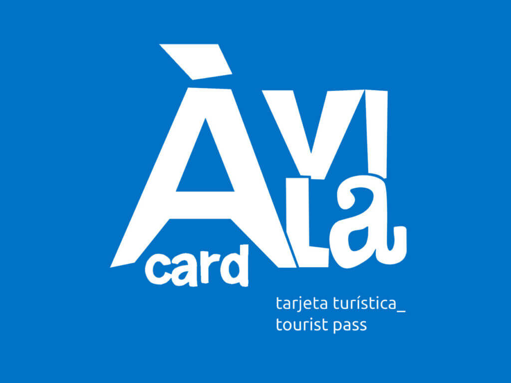 Tarjeta Turística Avilacard