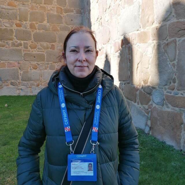 María José del Pozo Ávila Turismo