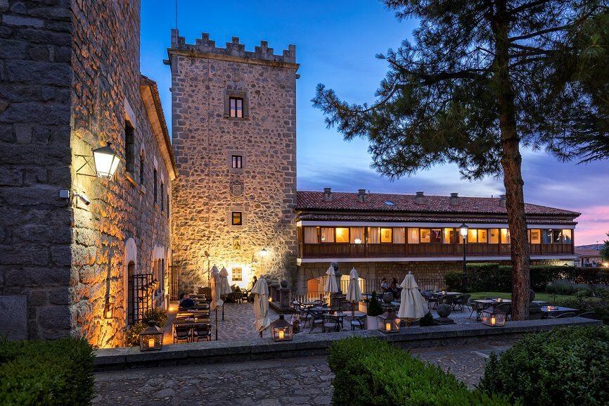 Alojamientos Ávila Turismo